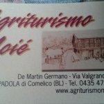 Agriturismo Moie Photo