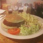vegan amazing burger