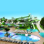 Full Scale Waterpark
