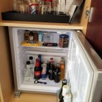 The unused Mini Bar