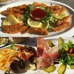 Vor- und Hauptspeise