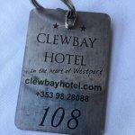 Foto de Clew Bay Hotel