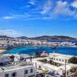 Stelios View Mykonos Town Foto