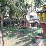 Campus of Hotel Miramar residency Complex.