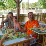Terrasse du restaurant - Village Club Cap'vacances Port-Barcarès