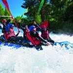 Stage rafting avec UCPA - Village Club Cap'vacances de La Plagne