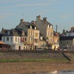 Le village de Grandcamp-Maisy