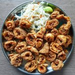 Squid Rava Masala Fry