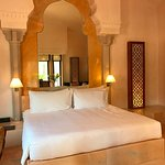 Our mughal style bed