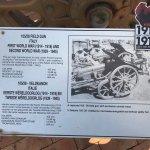 Field Gun Italy 1914-1918