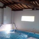 A cualquier hora puedes usar la piscina para relajarte