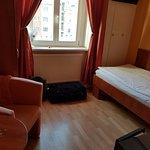 Welcoming room
