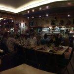Panoramic inside the restaurant
