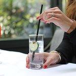 The perfect Gin&Tonic at Klub knjizevnika