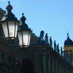 Munich - statues in the sun