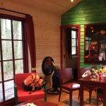 Ninjago cabin brilliant ..