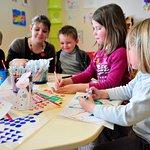 Club enfants - Village Club Cap'vacances de Tignes
