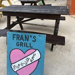 Fran's Grill - all outdoor seating