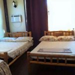 1 of the 3 Air-conditioned bedrooms inside the house
