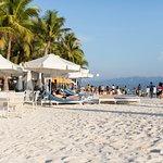 Hotel's Beachfront