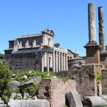 Roman Forum....one of the must see sights