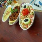 Yumm salads!