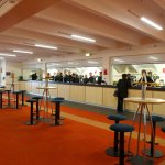 The grandstand bar is open to all customers with a County Enclosure ticket