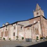 Sięty Francesco od strony ołtarza
