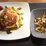 Rocky Mountain Pancakes + Mushrooms