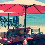 Un déjeuner en famille ou entre amis sur la plage de Cavalière