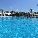Pool pic at the Mayan Palace