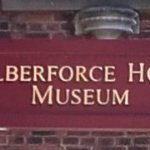 Wilberforce House Museum Sign