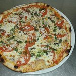 Pizza napolitaine. .
