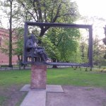 Jan Matejko's monument