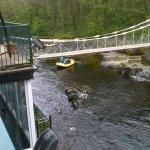 Chainbridge and River