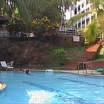Swagath Holiday resort pool