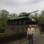 Sowjetisches Kriegsdenkmal Foto