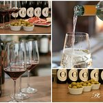 Italian tapas and wine tasting every Thursday evening