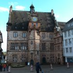 Rathaus Marburg Foto