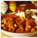 Cajun Popcorn- Zesty fried crawfish tails with Maxie's Remoulade sauce