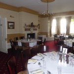 Upper dining room