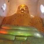 extremely large Buddha