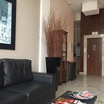Good location but a little noisy. Pictures are from street view and hotel lobby