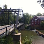 War Eagle Bridge and Mill, Rogers, AR