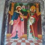 Pala d'altare con i Ss. Filippo e Giacomo