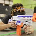 Our nerf retaliators are only one type of nerf gun/bow that you can use, try them all!