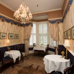 Beautiful Tearoom awaits you.