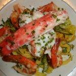 AMAZING seafood pasta