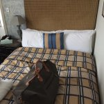 double bed but small room