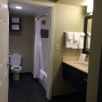 Large Bathroom/vanity Area